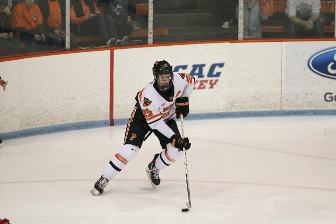 Princeton men's hockey vs. Brown